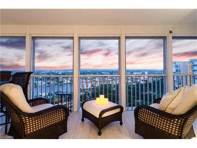 Condo/Townhouse Sold: 4401 Gulf Shore Blvd N #1708