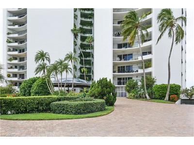Condo/Townhouse Sold: 3951 Gulf Shore Blvd N #204