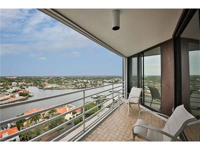 Condo/Townhouse Sold: 4751 Gulf Shore Blvd N #1604