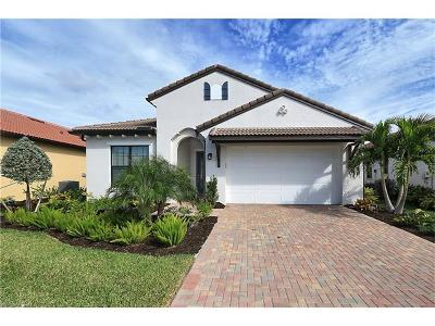 Collier County, Lee County Single Family Home For Sale: 1452 Redona Way