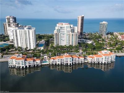 Condo/Townhouse Sold: 4500 Gulf Shore Blvd N #1-121