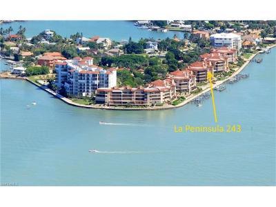 100 La Peninsula, 200 La Peninsula, 400 La Peninsula, 500 La Peninsula, 600 La Peninsula Condo/Townhouse For Sale: 243 La Peninsula Blvd #243