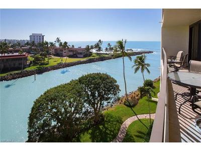 Admiralty Point Condo/Townhouse Sold: 2320 Gulf Shore Blvd N #609
