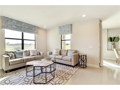 Natura Single Family Home Sold: 26521 Bonita Fairways Blvd