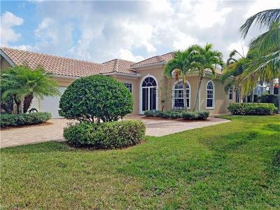 Naples Single Family Home For Sale: 8504 Alessandria Ct
