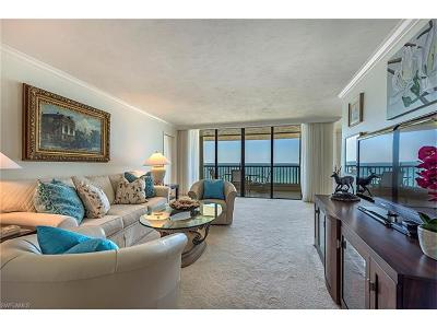 Admiralty Point Condo/Townhouse Sold: 2365 Gulf Shore Blvd N #505