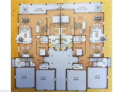 Naples Condo/Townhouse For Sale: 604 El Camino Real #9101