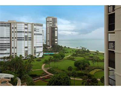Condo/Townhouse Sold: 4551 Gulf Shore Blvd N #1106