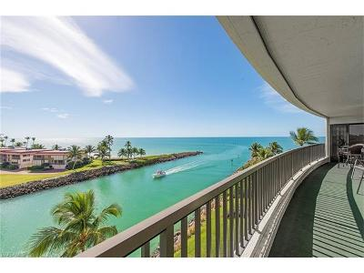 Admiralty Point Condo/Townhouse Sold: 2333 Gulf Shore Blvd N #607