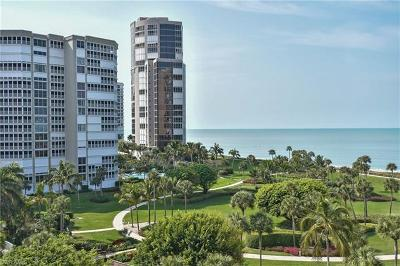 Condo/Townhouse Sold: 4551 Gulf Shore Blvd N #304