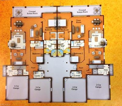 Naples Condo/Townhouse For Sale: 612 El Camino Real #11-101