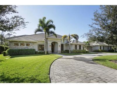 Collier County Single Family Home For Sale: 5832 Glenholme Cir