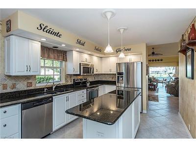 Bonita Springs Single Family Home Pending With Contingencies: 13351 Southampton Dr