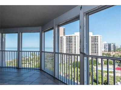 Condo/Townhouse For Sale: 4401 Gulf Shore Blvd N #1104