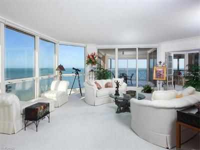 Condo/Townhouse Sold: 4021 Gulf Shore Blvd N #1801