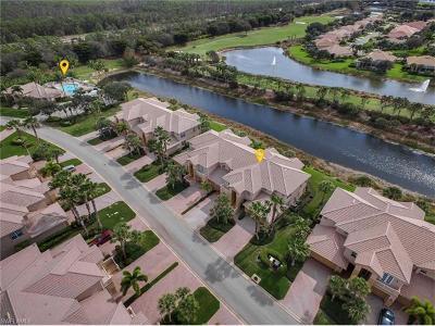 Estero Condo/Townhouse For Sale: 10351 Autumn Breeze Dr #202