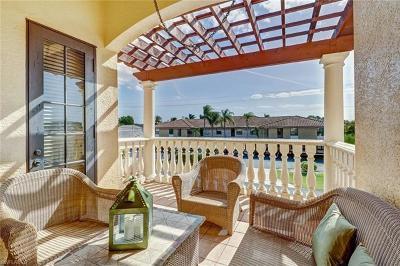 Cape Coral Condo/Townhouse For Sale: 1625 SE 46th St #2A