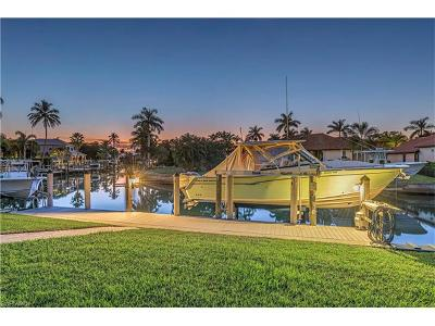 Naples FL Single Family Home Sold: $1,225,000