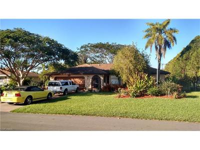 Cape Coral Single Family Home For Sale: 1833 SE 2nd Ter