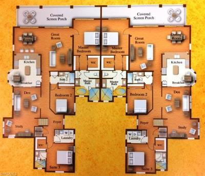 Naples Condo/Townhouse For Sale: 620 El Camino Real #13-201