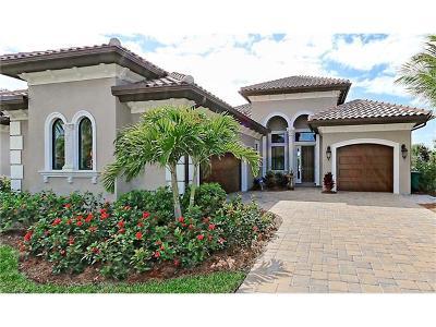 Single Family Home For Sale: 7523 Trento Cir