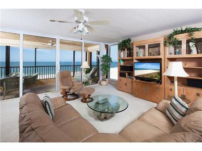 Marco Island Condo/Townhouse For Sale: 100 N Collier Blvd #1407