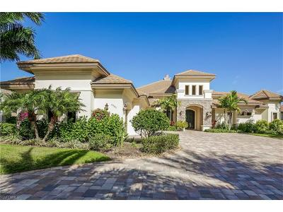 Naples, Bonita Springs Single Family Home For Sale: 5905 Burnham Rd