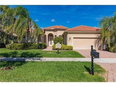 Single Family Home For Sale: 8808 Mustang Island Cir
