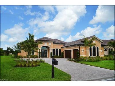 Single Family Home For Sale: 9633 Via Lago Way