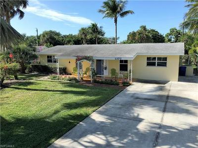 Naples Single Family Home For Sale: 1377 11th Ct N