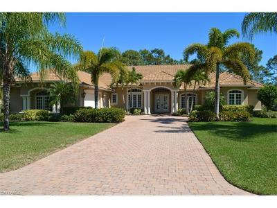 Estero Single Family Home For Sale: 20241 Wildcat Run Dr