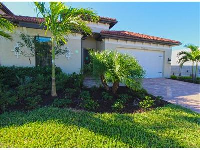 Naples Single Family Home For Sale: 14310 Tuscany Pointe Trl