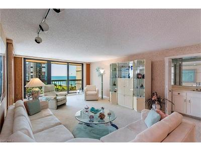 Condo/Townhouse Sold: 4551 Gulf Shore Blvd N #1005