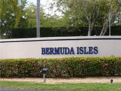 Bermuda Isles Condo/Townhouse For Sale: 3940 Leeward Passage Ct #204