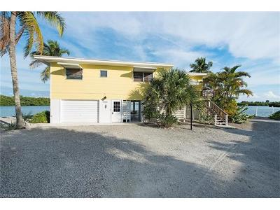 Bonita Springs Single Family Home Pending With Contingencies: 5989 Cypress Ln