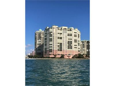Marco Island Condo/Townhouse For Sale: 970 Cape Marco Dr #607