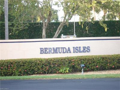 Bermuda Isles Condo/Townhouse For Sale: 3940 Leeward Passage Ct #102
