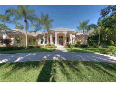 Naples FL Single Family Home Sold: $1,150,000