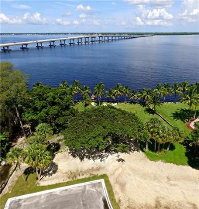 Bonita Springs, Cape Coral, Estero, Fort Myers, Fort Myers Beach, Marco Island, Naples, Sanibel, Captiva Residential Lots & Land For Sale: 1201 Caloosa Pointe Dr