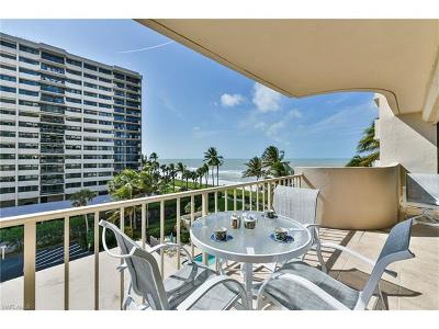 Naples Condo/Townhouse For Sale: 4005 Gulf Shore Blvd N #404