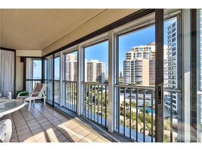 Condo/Townhouse Sold: 4401 Gulf Shore Blvd N #806