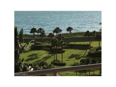 Condo/Townhouse Sold: 4751 Gulf Shore Blvd N #706