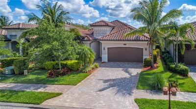 Naples Single Family Home For Sale: 9418 Piacere Way