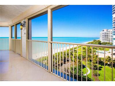 Condo/Townhouse Sold: 4051 Gulf Shore Blvd N #1200