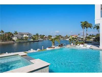Naples FL Single Family Home Sold: $6,050,000