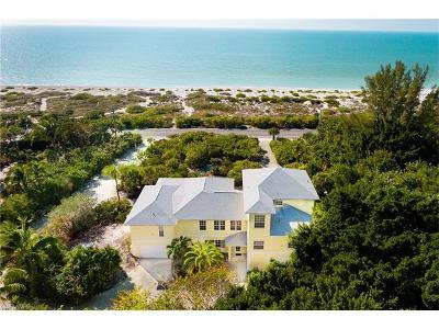 Captiva Single Family Home For Sale: 13550 Palmflower Ln