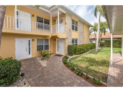 Cape Coral Condo/Townhouse For Sale: 4012 SE 12th Ave #110