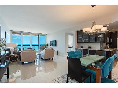 Condo/Townhouse Sold: 4001 Gulf Shore Blvd N #PH-3
