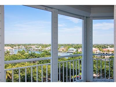 Naples FL Condo/Townhouse Sold: $870,000