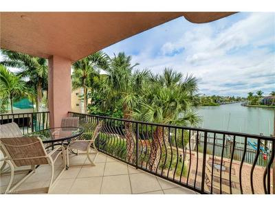 Naples Condo/Townhouse Sold: 10620 Gulf Shore Dr #201